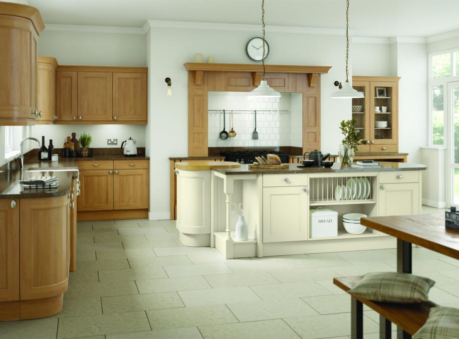 Country Kitchen Range